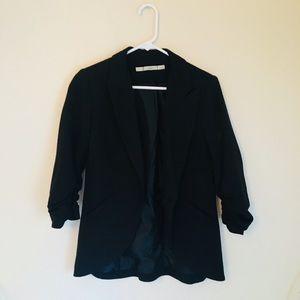 Black Gibson Blazer jacket